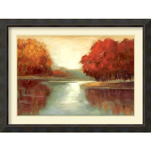Amanti Art Vanilla Sky by Asia Jensen: 44.38 x 33.38 Print Reproduction