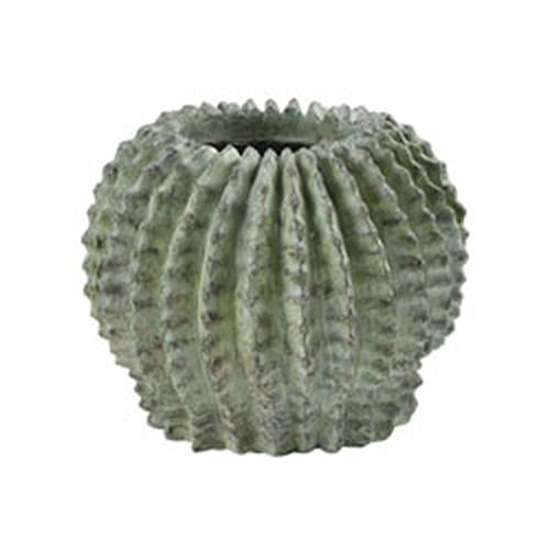 Rincon Aged Green Vase