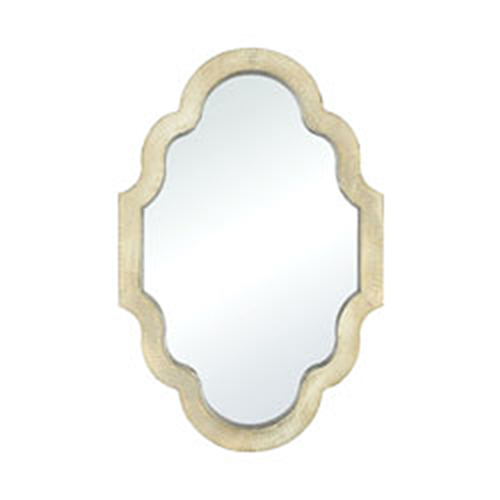 Sterling Industries Poitiers Champagne Gold Mirror