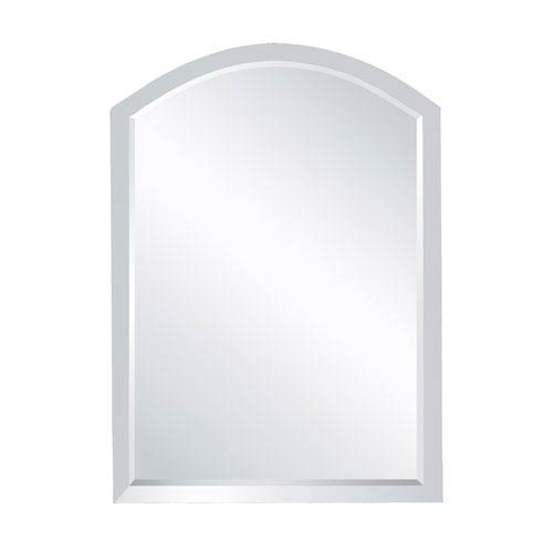 Hebron Clear Mirror - Arched