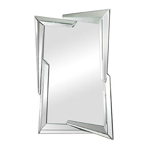 Sterling Industries Clear 48-Inch Rectangular Mirror