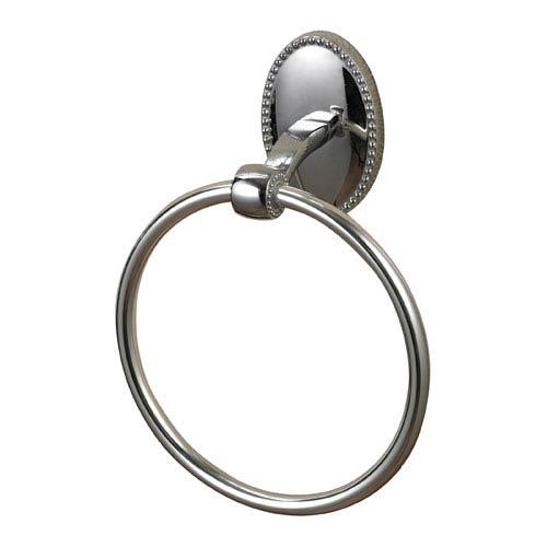 Bancroft Chrome Towel Ring