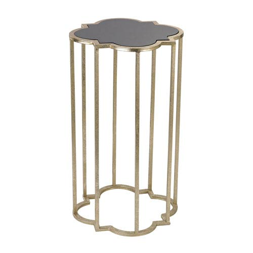Sterling Industries Soft Gold Mission Cocktail Table