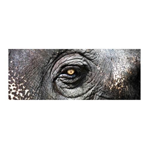 Gianni Rusconi Rattan Wood 16-Inch Wall Art