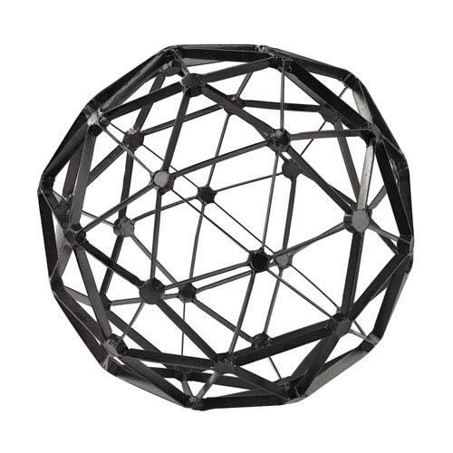 Black Structural Orb