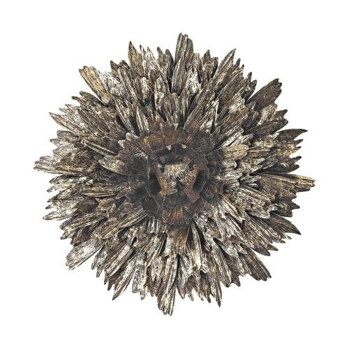 Golden Roast Metal Foliage Explosion