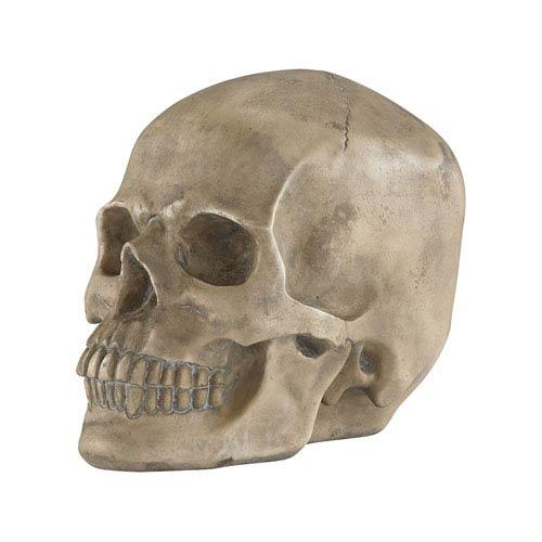Knell Aged Cream Skull