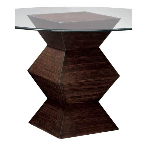 Zebrano Hohner Table Base Only
