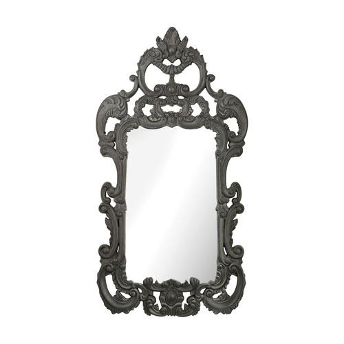 Sterling Industries Rocco Black Ash Mirror