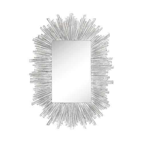 Arroyo Bleached White Mirror