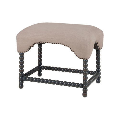 Montgomery Antique Smoke Stool
