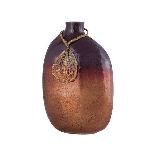 Vase Catalonia Marsala 12-Inch Vase