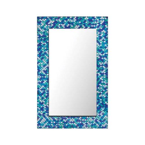 Aphrodisia Turquoise Large Mirror