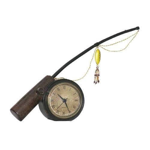 Rod N Reel Clock