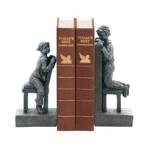 Sterling Industries Peek A Boo Bookends