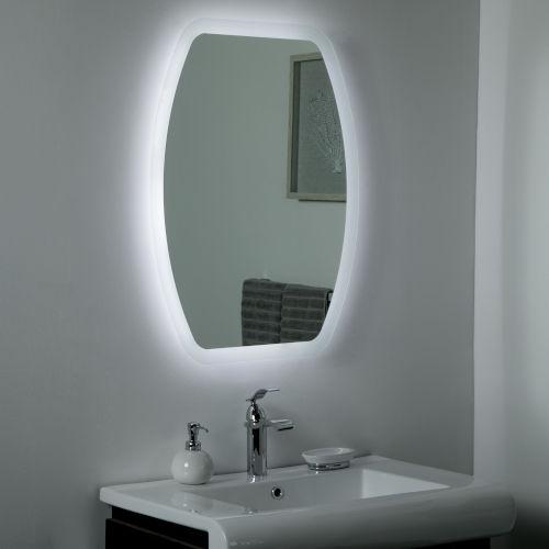 Lexy Backlit LED Bathroom Mirror