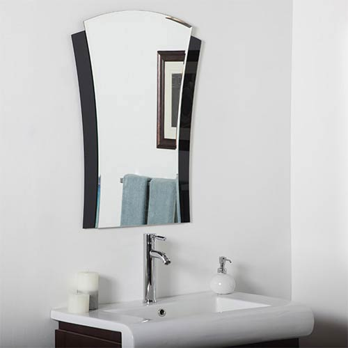 Deco Bathroom mirror