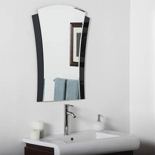 Deco Bathroom mirror