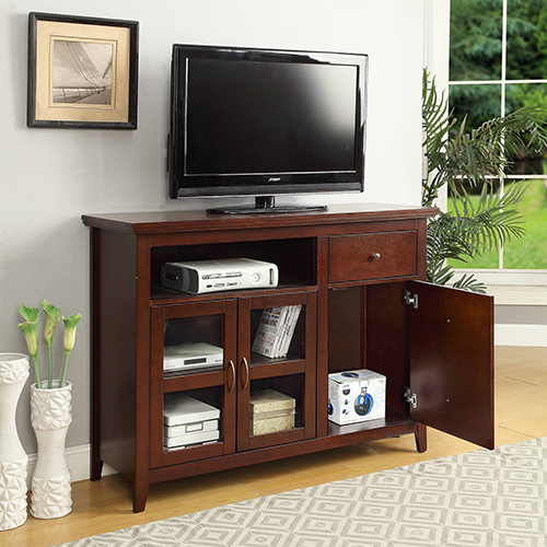 Highlander Espresso TV Stand