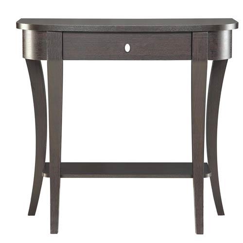 Convenience Concepts Newport Espresso Console Table