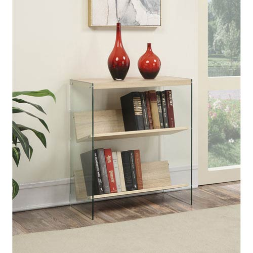 Soho Bookcase Weathered White