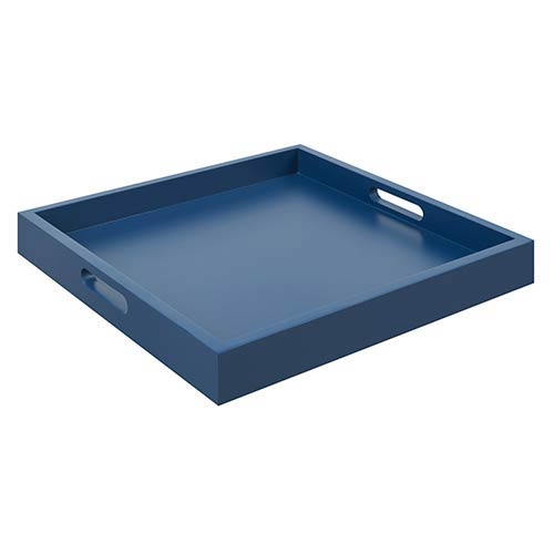 Palm Beach Blue Tray