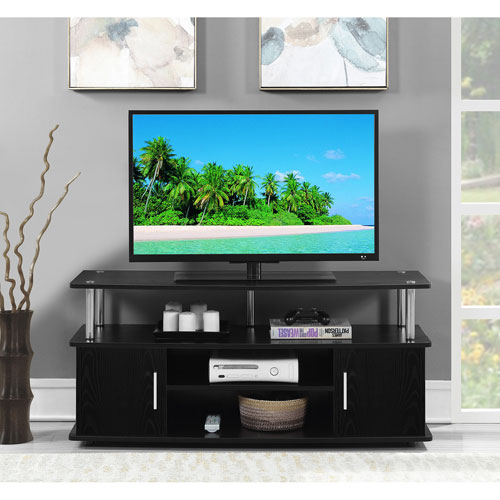 Designs2Go Black Monterey TV Stand
