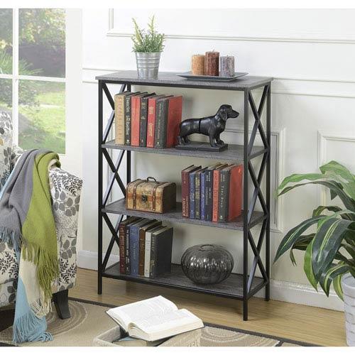 Tucson 4 Tier Bookcase