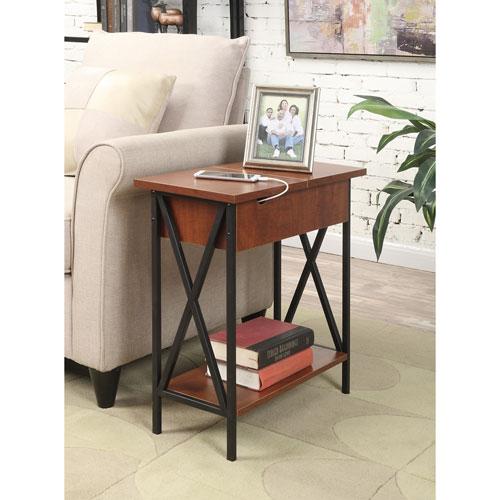 Tucson Electric Flip Top Table