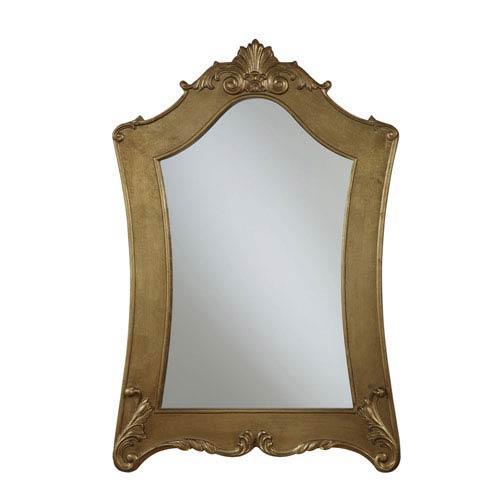 Gold Coast Golden Frame Mirror