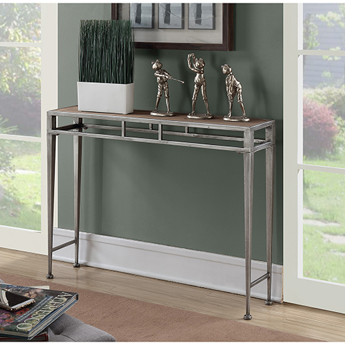 Gold Coast Julia Hall Console Table