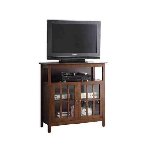 Convenience Concepts Designs2Go Espresso Big Sur Highboy TV Stand