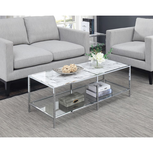 Gold Coast Carrara Coffee Table