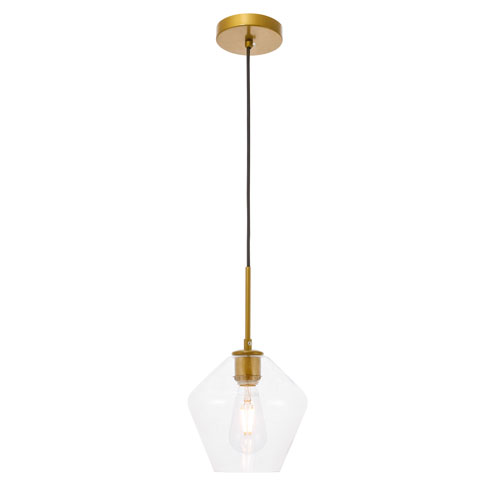 Gene One-Light Mini Pendant