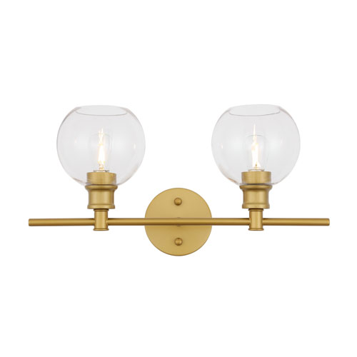 Collier Two-Light Bath Vanity