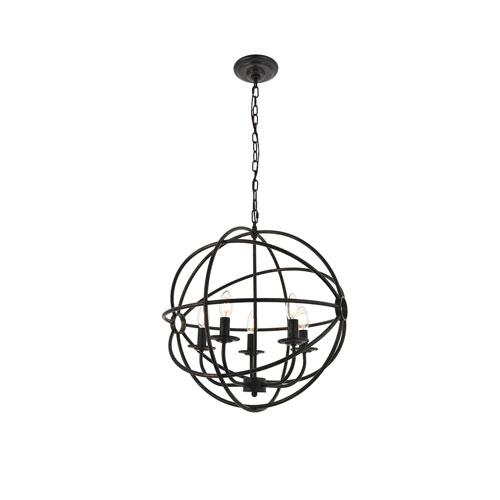Octavia Five-Light Pendant