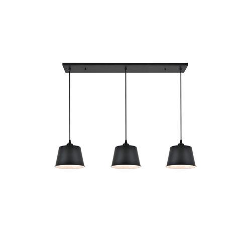 Nota Three-Light Pendant