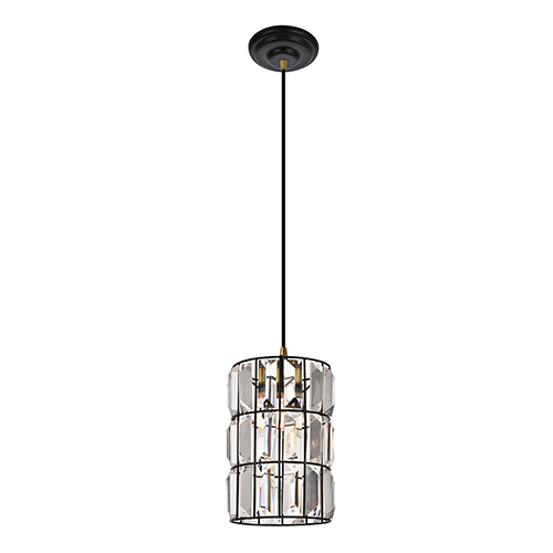 Blair Oil Rubbed Bronze One-Light Mini Pendant