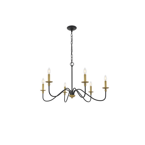 Bloomingville chandelier en or//MARBRE l7xh8xb7 cm