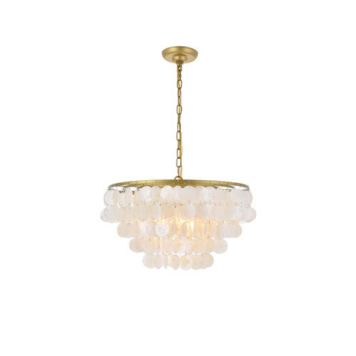 Selene Four-Light Pendant