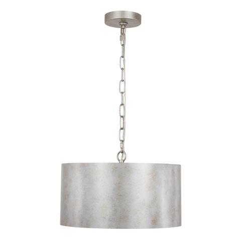 Miro Vintage Silver One-Light Pendant