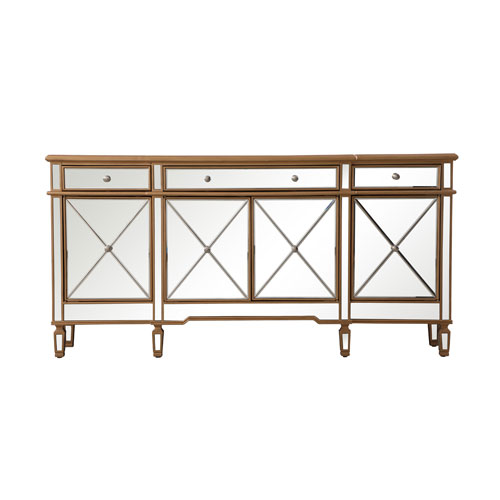 Gold 72 Inch Sideboard Mf6 2111gc