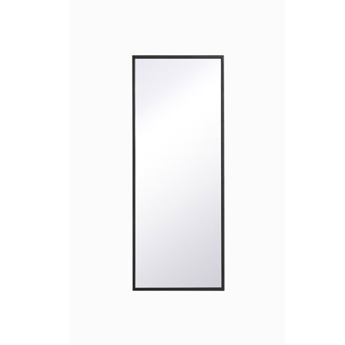 Eternity Rectangular Mirror with Metal Frame