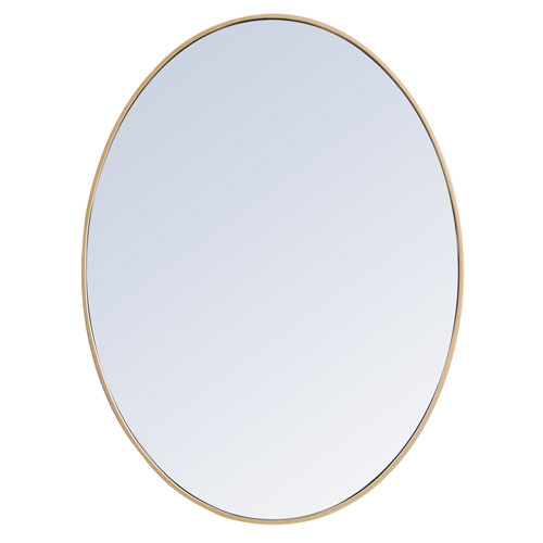 Eternity Oval Mirror