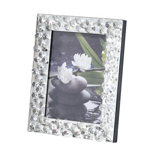 Sparkle Clear 8-Inch Photo Frame