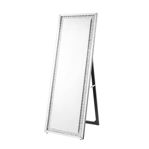 Sparkle Clear 22-Inch Mdf Full Length Mirror