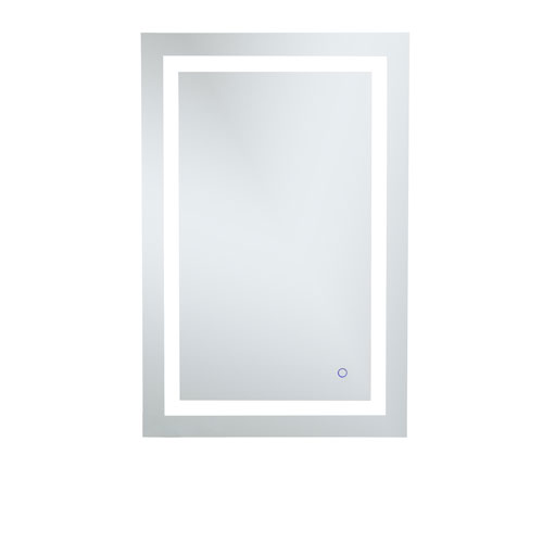Helios Aluminum Touchscreen LED Lighted Mirror