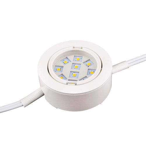 Puck White 3-Inch LED Puck Light