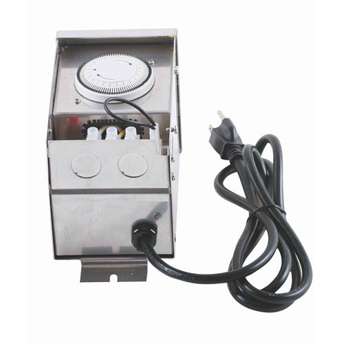 Stainless Steel Four-Inch Outdoor Landscape Transformer