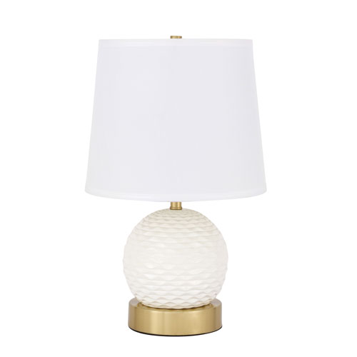 Haven One-Light Table Lamp